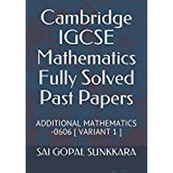 cambridge igcse maths book